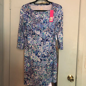 NWT Lilly Pulitzer 60 Animals Sophie Dress